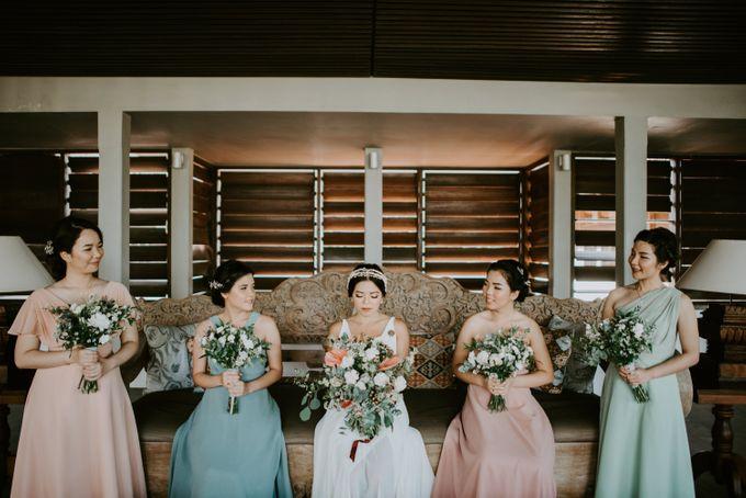 Kelly & Odai by Bali Wedding Paradise - 021