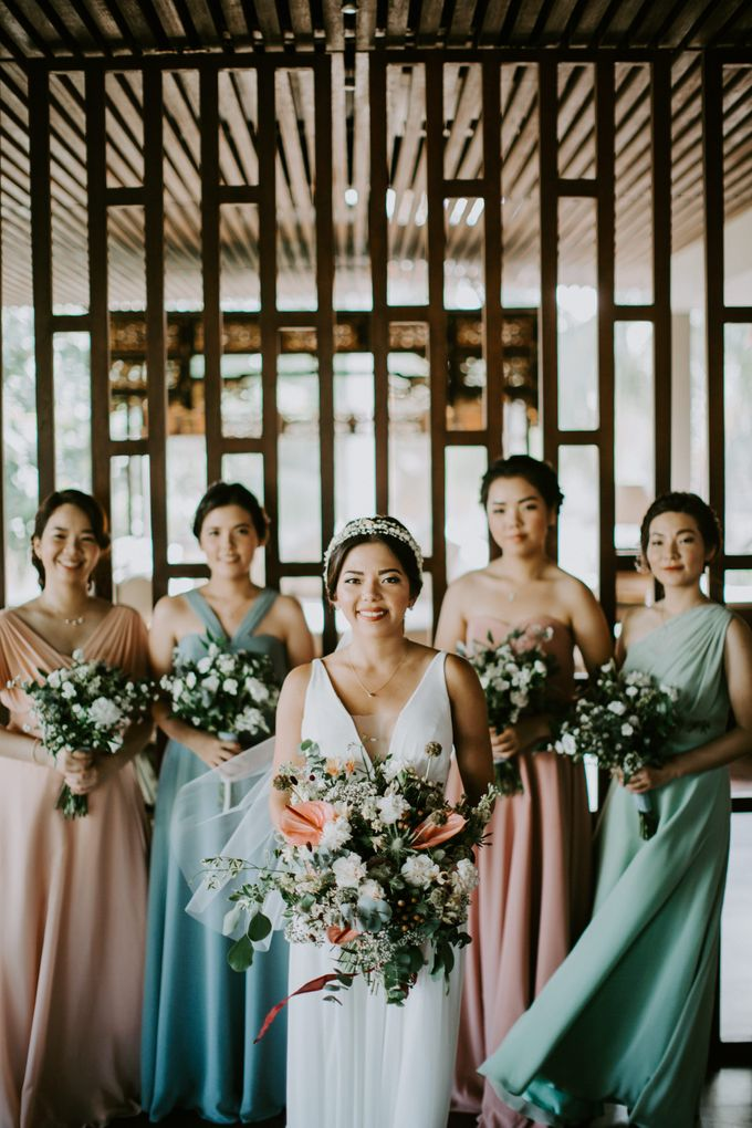 Kelly & Odai by Bali Wedding Paradise - 022