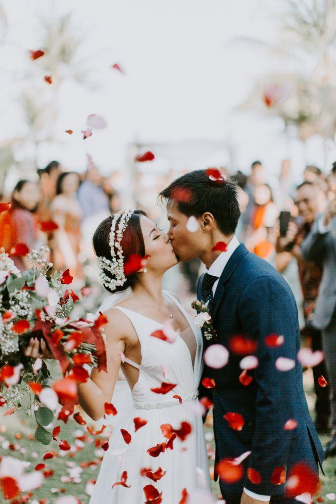 Kelly & Odai by Bali Wedding Paradise - 018