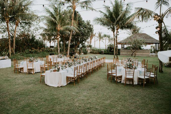 Kelly & Odai by Bali Wedding Paradise - 028