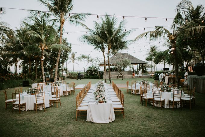 Kelly & Odai by Bali Wedding Paradise - 030