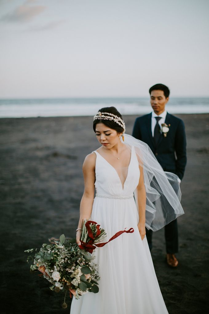 Kelly & Odai by Bali Wedding Paradise - 026