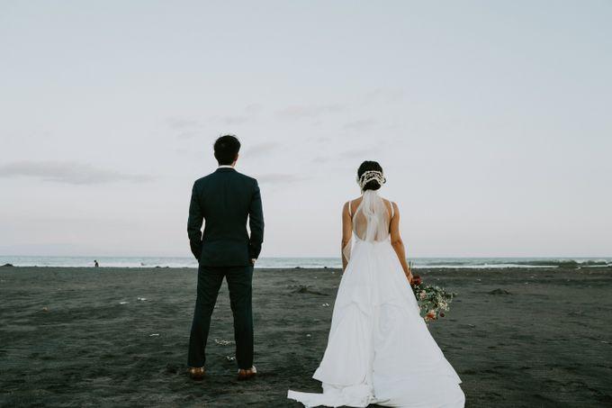 Kelly & Odai by Bali Wedding Paradise - 031