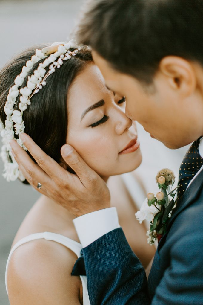 Kelly & Odai by Bali Wedding Paradise - 032