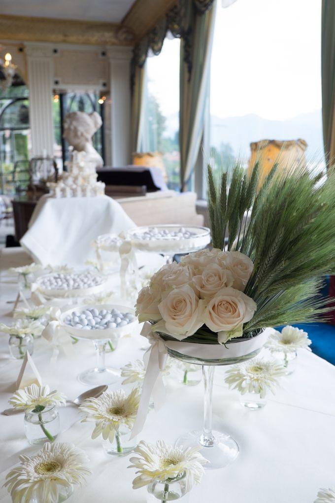 Romantic country chic wedding by Sogni Confettati - 021