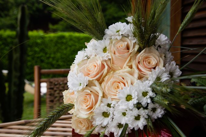 Romantic country chic wedding by Sogni Confettati - 013