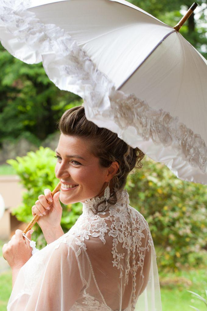 Romantic country chic wedding by Sogni Confettati - 012