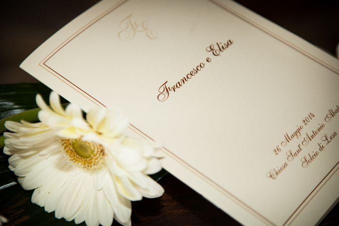 Romantic country chic wedding by Sogni Confettati - 008