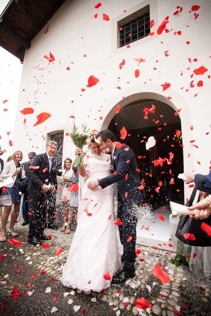 Romantic country chic wedding by Sogni Confettati - 010