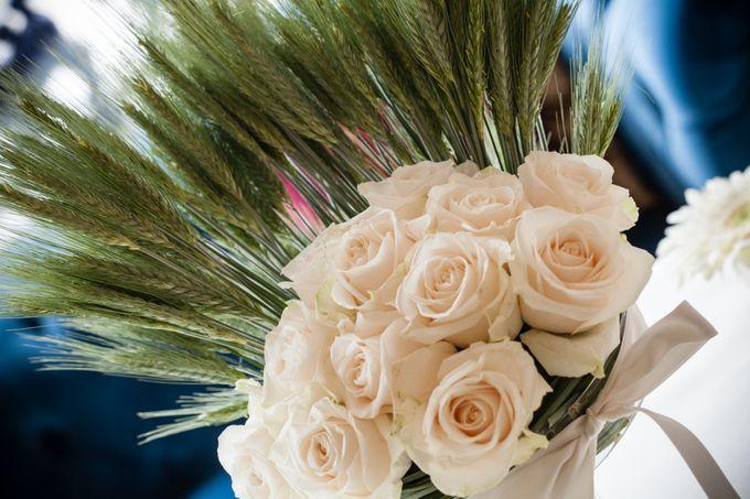 Romantic country chic wedding by Sogni Confettati - 015