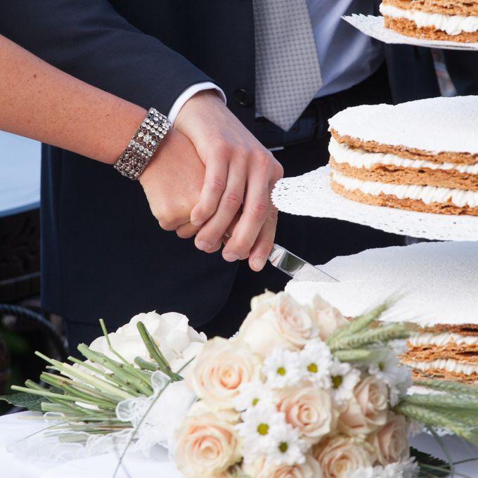 Romantic country chic wedding by Sogni Confettati - 031