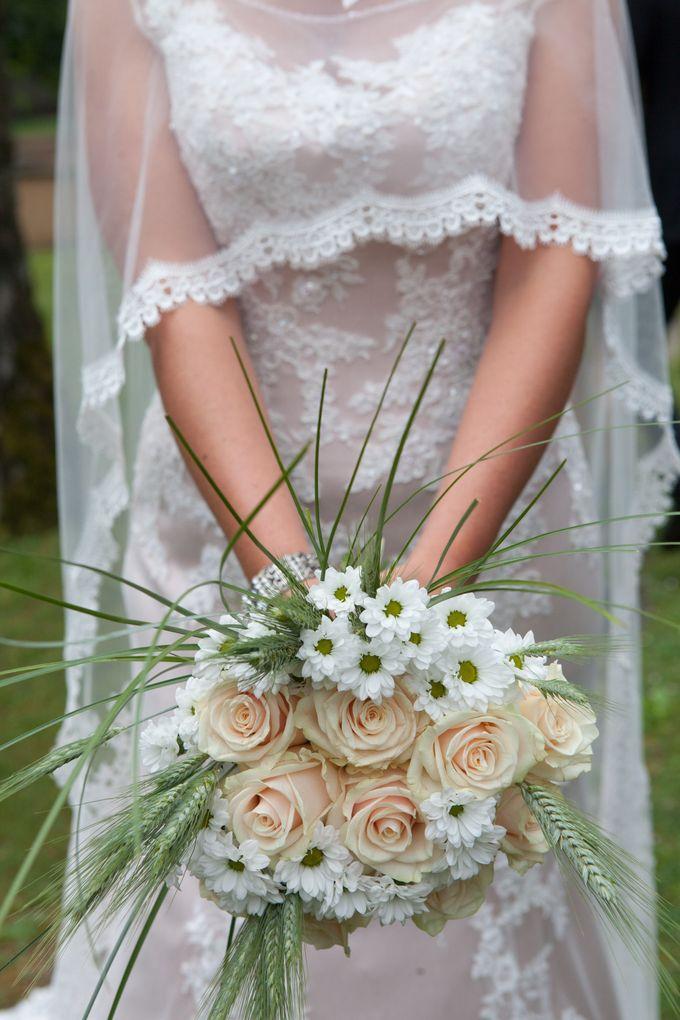 Romantic country chic wedding by Sogni Confettati - 011