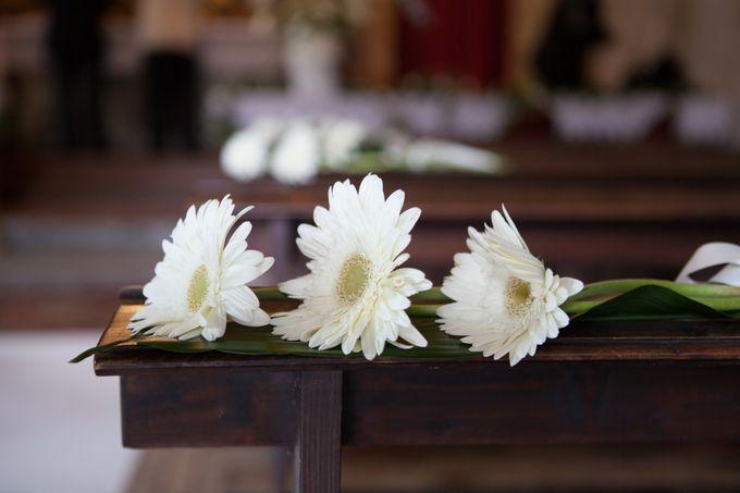 Romantic country chic wedding by Sogni Confettati - 009