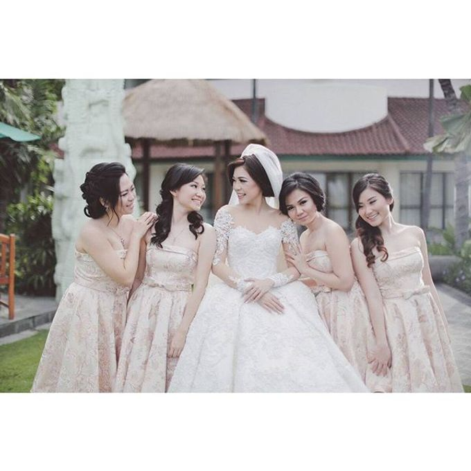 The Wedding of Galan & Widya by All Occasions Wedding Planner - 041