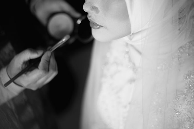THE WEDDING DAY OF PINKA  + RIDHO by Pure Organizer - 005