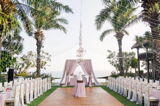 Whimsical Tropical Wedding at Stone House by Tirtha by Tirtha Bali - 018