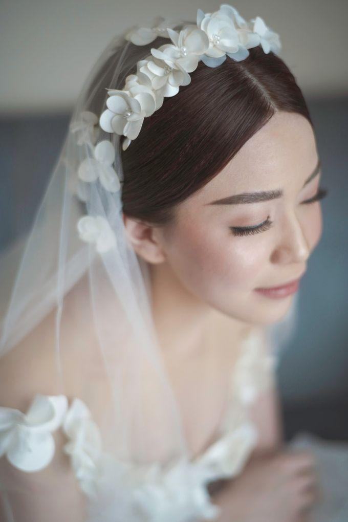 Adit & Claresta Wedding at Hilton by PRIDE Organizer - 008