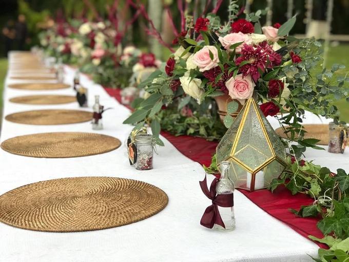 The Wedding of Pelenaisa & Tomasi by Oma Thia's Kitchen Catering - 001