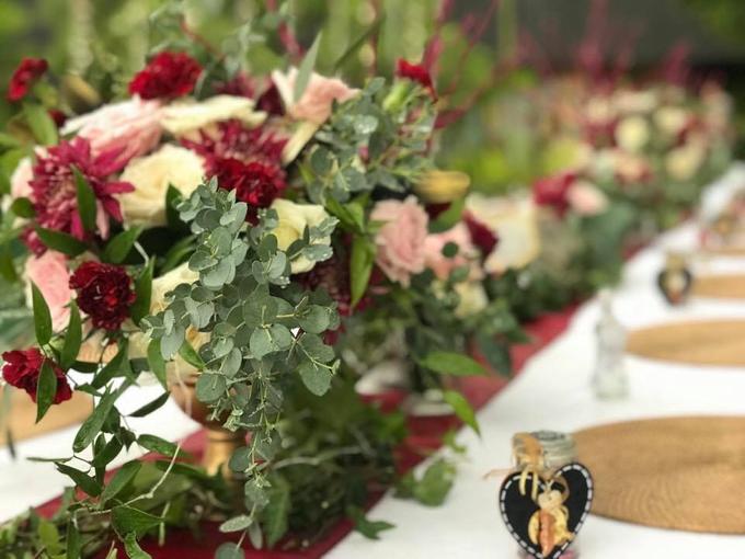 The Wedding of Pelenaisa & Tomasi by Oma Thia's Kitchen Catering - 005