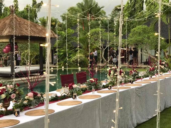 The Wedding of Pelenaisa & Tomasi by Oma Thia's Kitchen Catering - 003