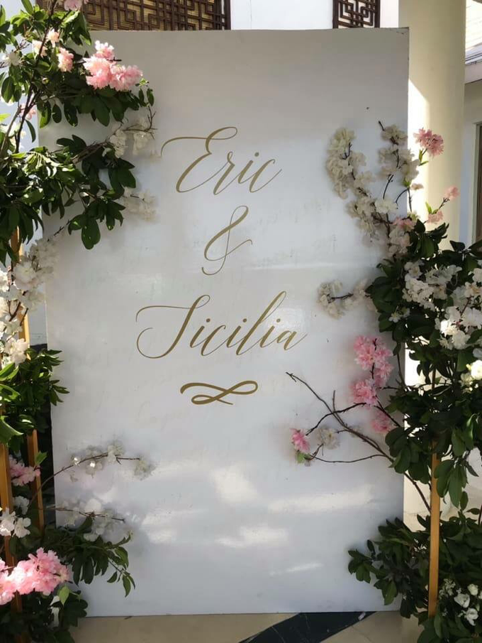 The Wedding of Eric & Sicilia by Oma Thia's Kitchen Catering - 001