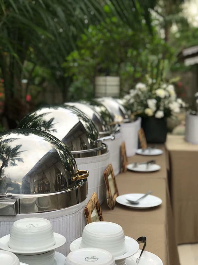 The Wedding of Daniel & Wilma by Oma Thia's Kitchen Catering - 003