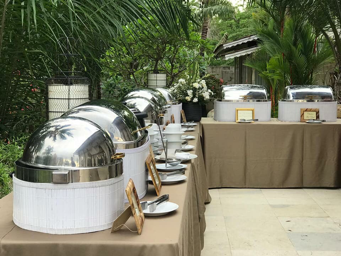 The Wedding of Daniel & Wilma by Oma Thia's Kitchen Catering - 005