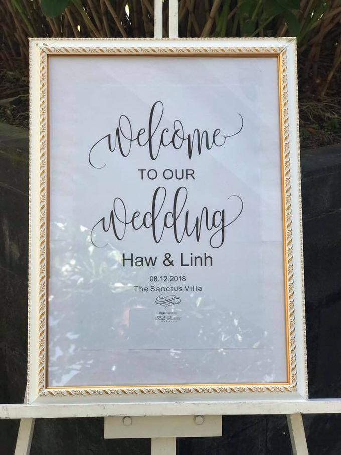 The Wedding of Haw & Linh by Oma Thia's Kitchen Catering - 001