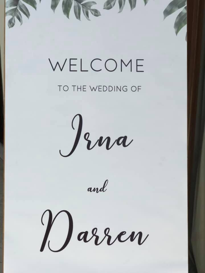 The Wedding of Irna & Darren by Oma Thia's Kitchen Catering - 001
