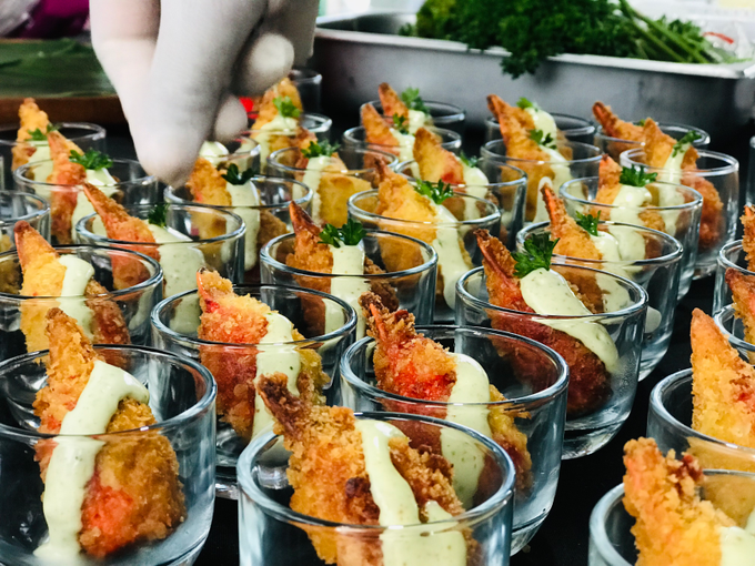 Jessica & Tyson  06.09.2019 by Oma Thia's Kitchen Catering - 006