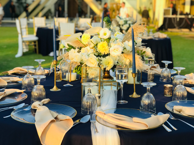 Sheila & Stephen - 09.10.2019 by Oma Thia's Kitchen Catering - 002
