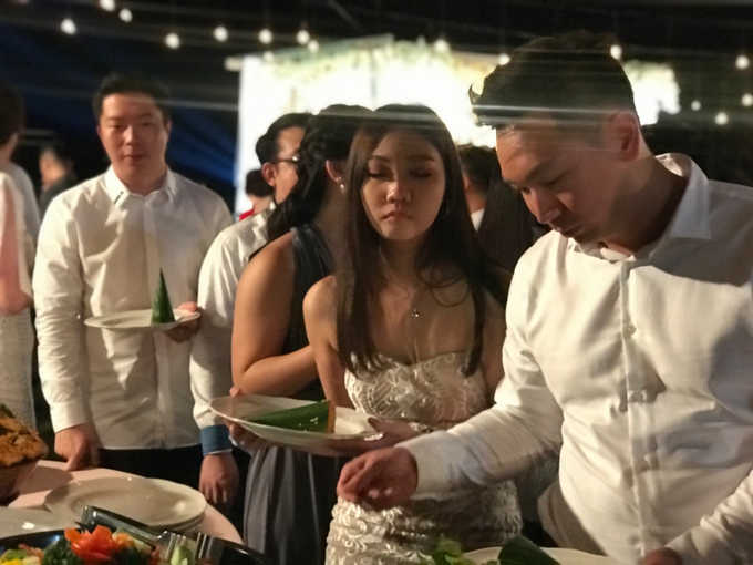Sheila & Stephen - 09.10.2019 by Oma Thia's Kitchen Catering - 012