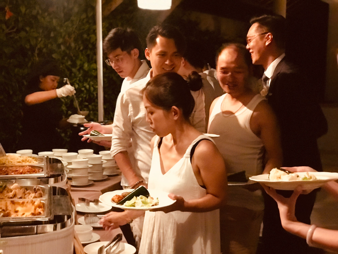 Wendy & Vic - 14/12/19 by Oma Thia's Kitchen Catering - 007