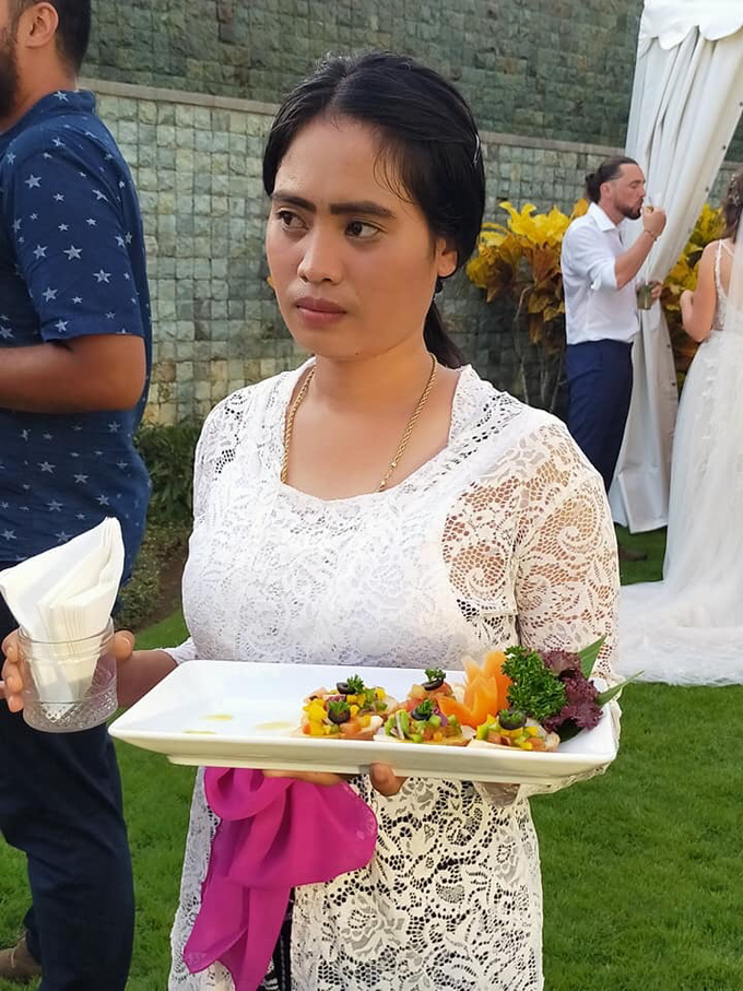 Lizzy & Sean - 22.12.2019 by Oma Thia's Kitchen Catering - 008