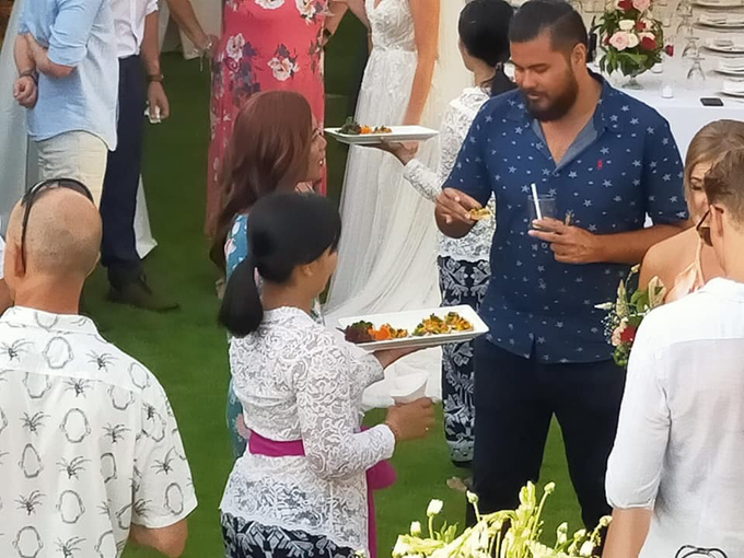 Lizzy & Sean - 22.12.2019 by Oma Thia's Kitchen Catering - 010