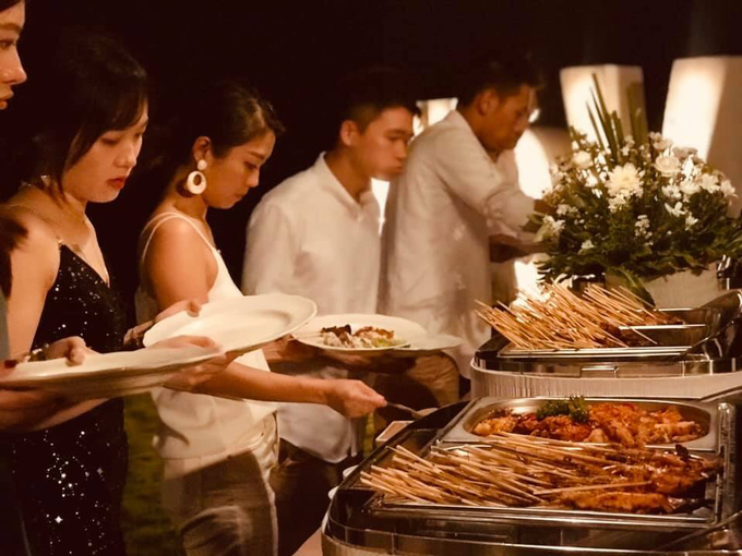 Wendy & Vic - 14.12.2019 by Oma Thia's Kitchen Catering - 013