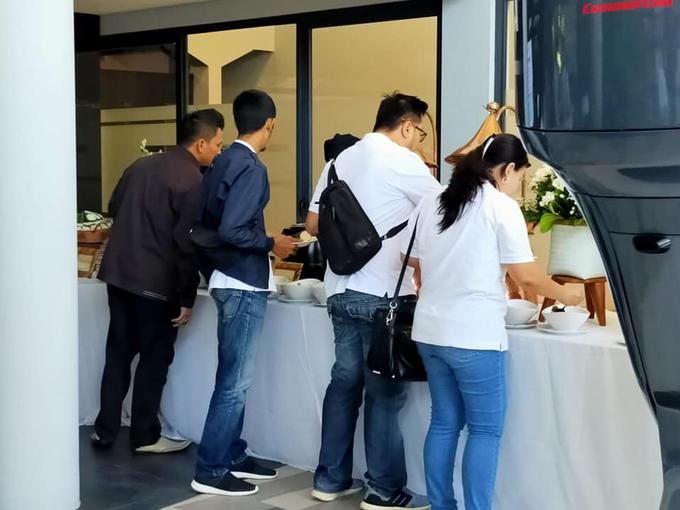 Opening & Launcing YAMAHA - 28.11.2019 by Oma Thia's Kitchen Catering - 007