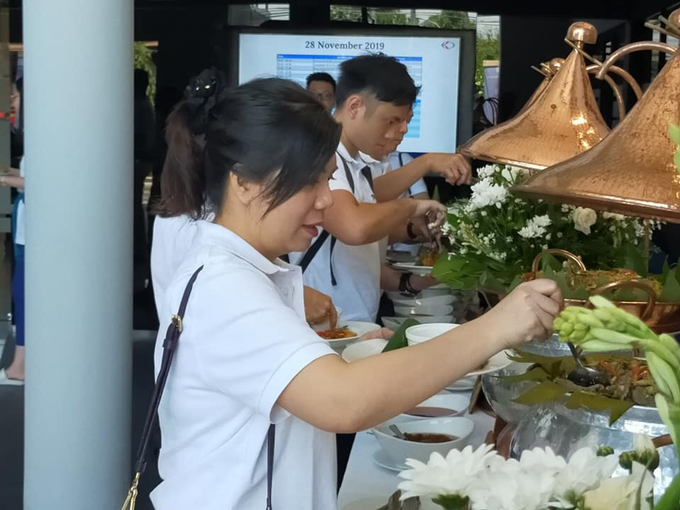 Opening & Launcing YAMAHA - 28.11.2019 by Oma Thia's Kitchen Catering - 006