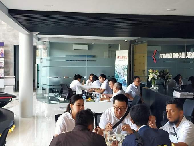Opening & Launcing YAMAHA - 28.11.2019 by Oma Thia's Kitchen Catering - 009