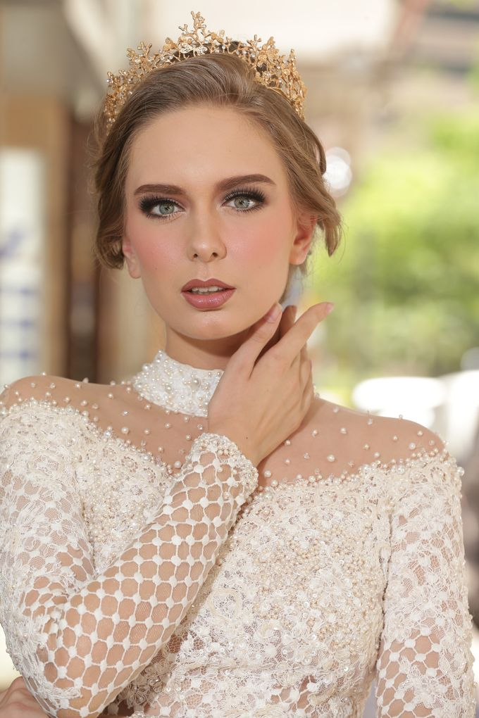 Bridal Gown Vol 03 by Hengki Kawilarang Couture - 003