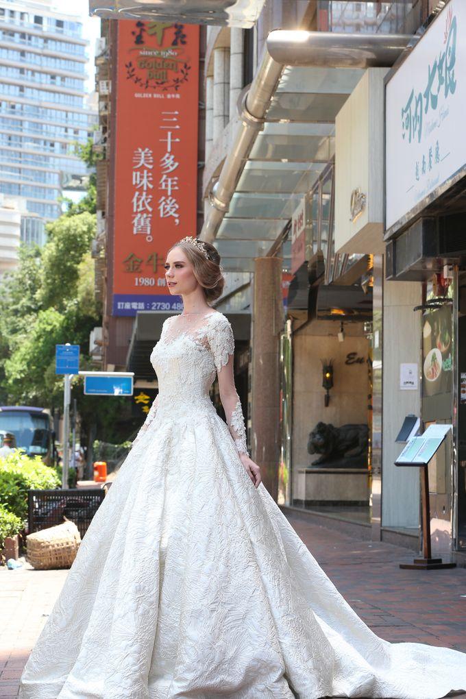 Bridal Gown Vol 03 by Hengki Kawilarang Couture - 005