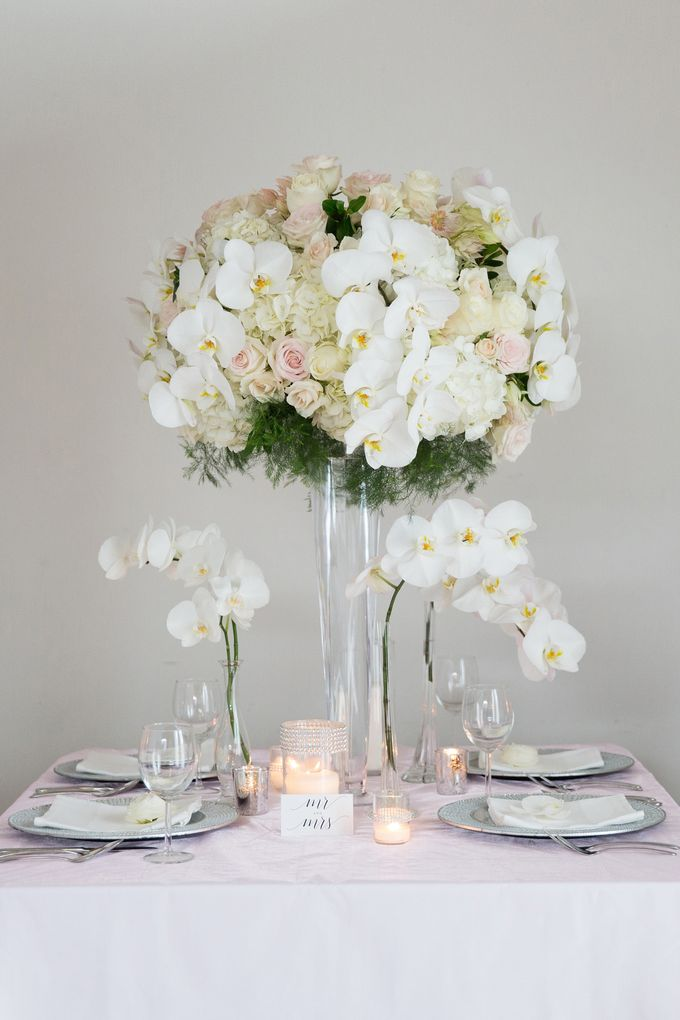 Graceful And Chic by Floral Design By Lili - 004