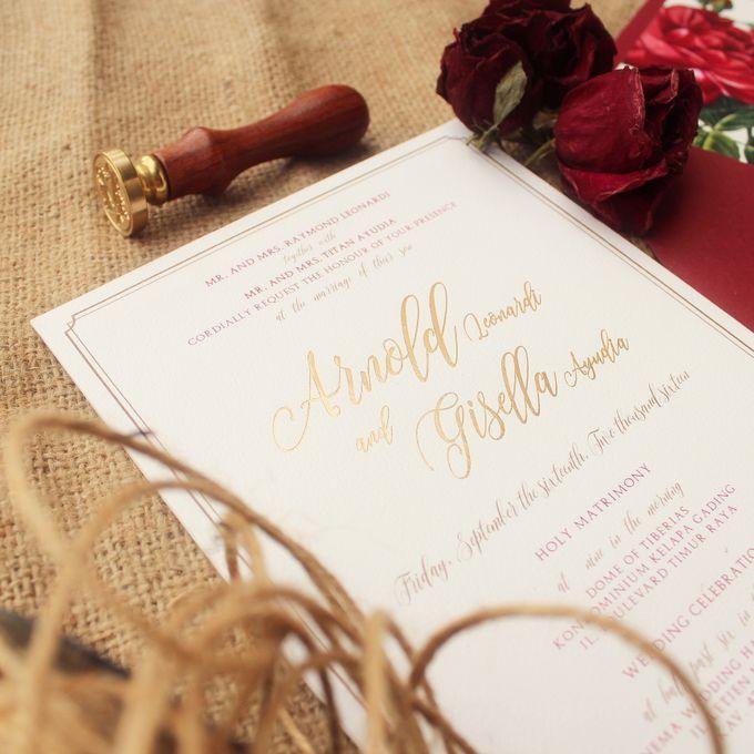 Arnold & Gisella (16.09.16) by Hummingbird Invitation - 001