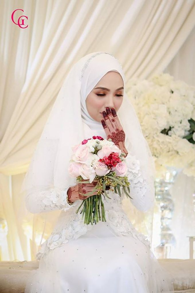Solemnization of Razdi & Intan by The Glamorous Capture - 009
