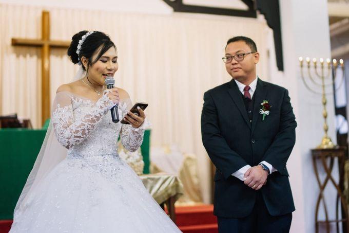 Indonesian Isabella Wedding day by Stephy Ng Makeup and Hair - 009