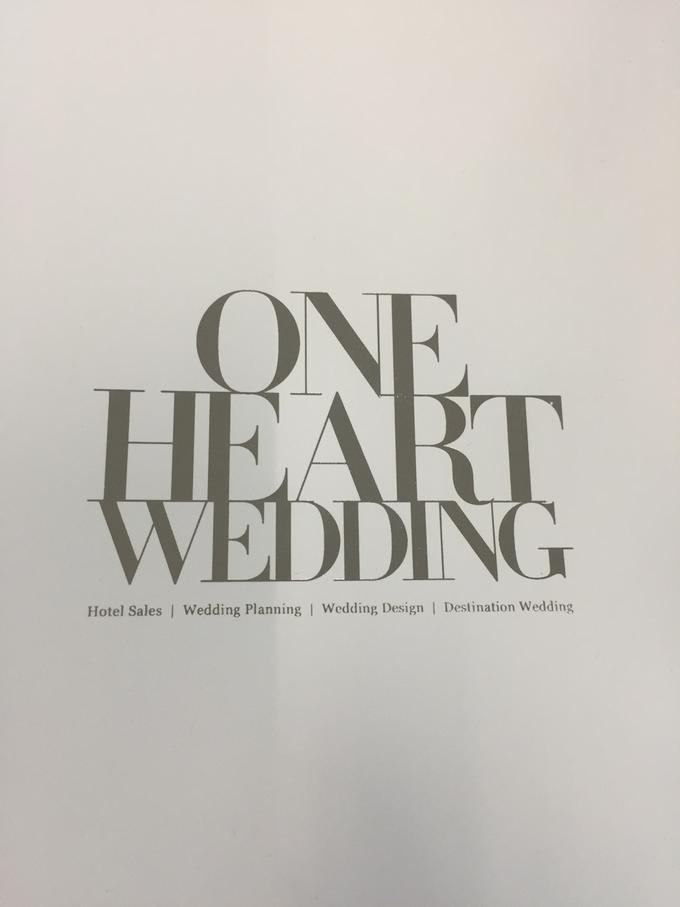 Fernando & Stephanie by One Heart Wedding - 002