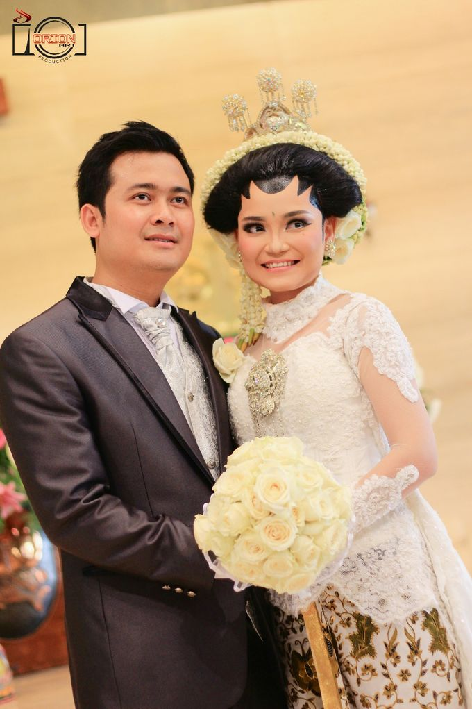 Monic + Dicky Wedding (Holy Matrimony) by Orion Art Production - 012