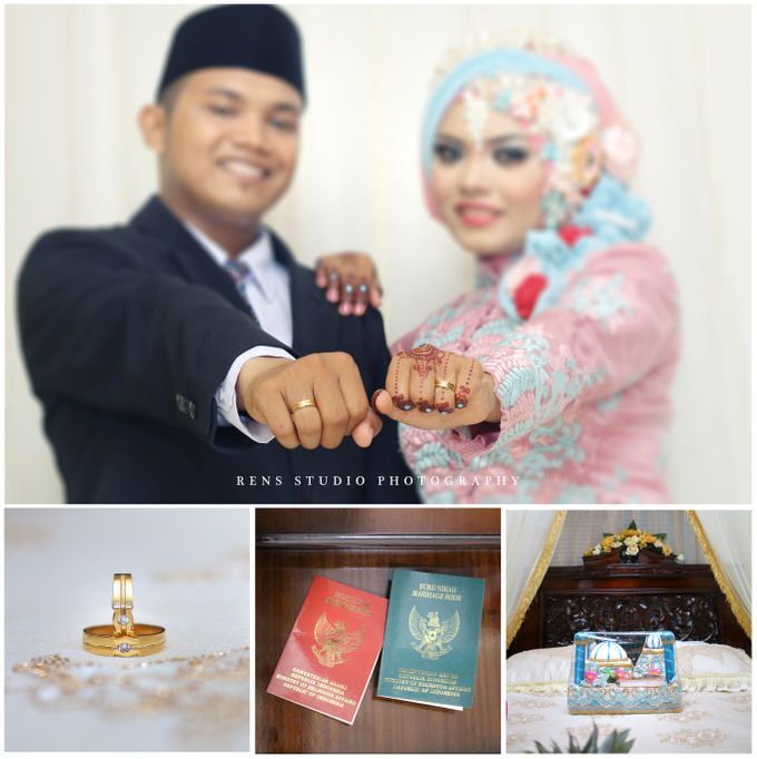 SAMPLE WEDDING ( ALL ) by Rens Studio Photography - 006