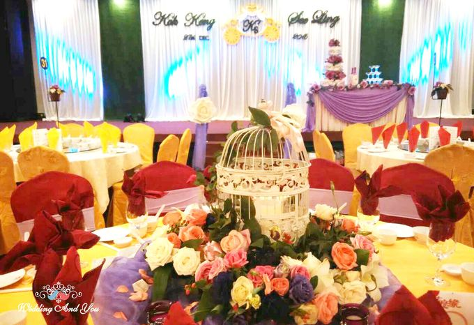 VIP Table Setting by Wedding And You - 004