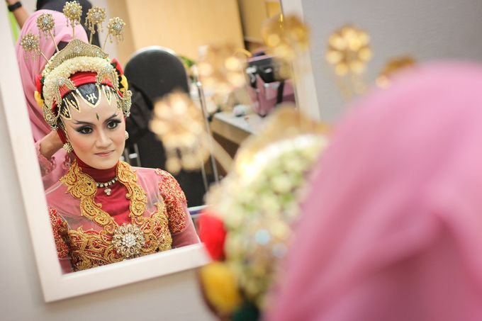 The Weddng Of Dewi & Riskyan by R A Picture - 012